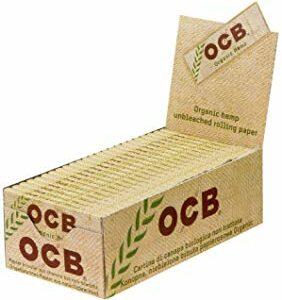 OCB ~ Papiere Organic Hemp ~(Box 25Stk.)