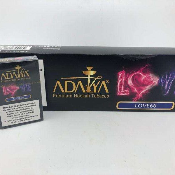 Tabac Adalya ~ Love 66 ~ (10X50g)