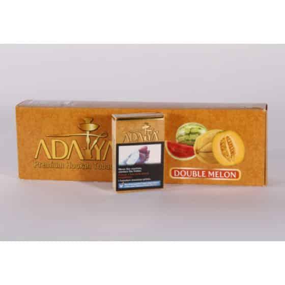 Adalya Tabak ~ Double Melon ~ (10X50g)