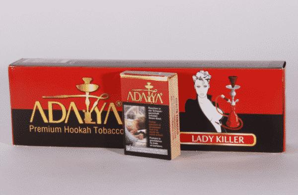 Adalya Tabak ~ Lady Killer ~ (10X50g)