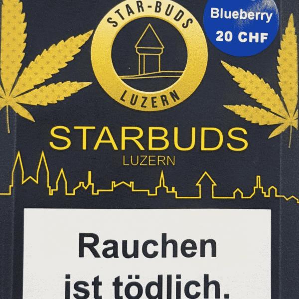 Starbuds Luzern ~ Blueberry ~ 2.2g