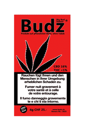 Budz ~ Big Bud ~ 4g