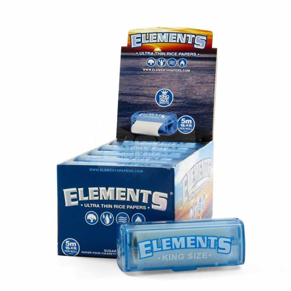 Element ~ King Size mit Schachtel (Box 10Stk.)