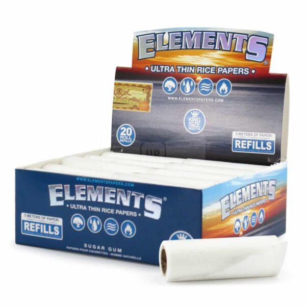 Element ~ King Size (Refill) (Box 20Stk.)