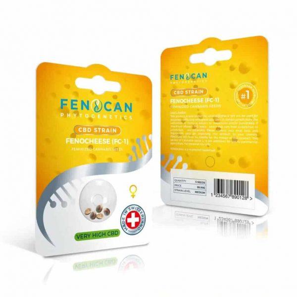 Fenocan ~ Fenocheese (3 Samen)