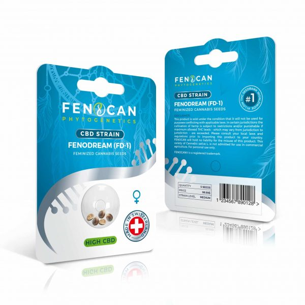 Fenocan ~ Fenodream (3 Samen)
