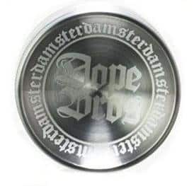 DopeBros ~ Grinder Silber 4-teilig