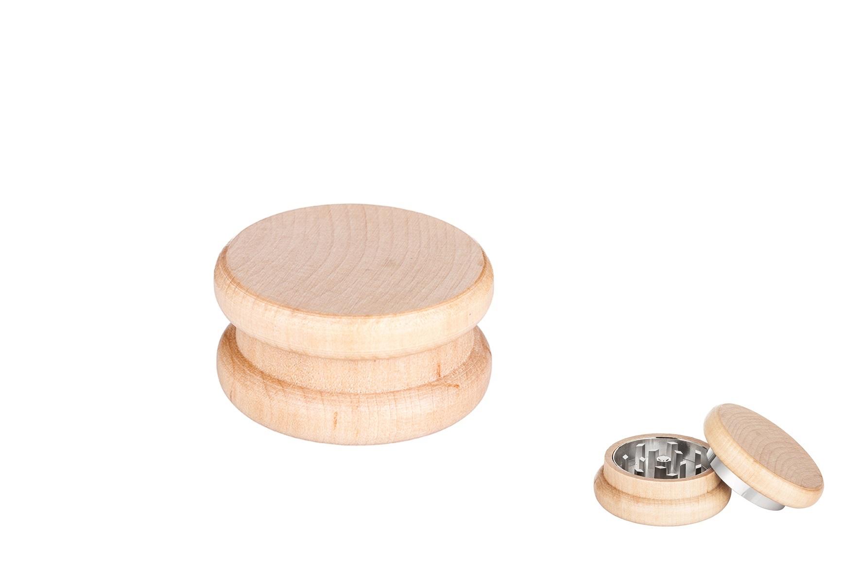 Goodvibe ~ Grinder wood 2-piece