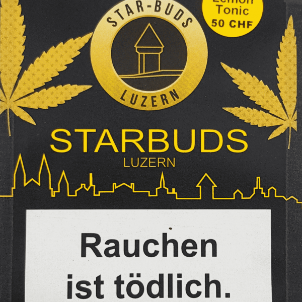 Starbuds Luzern ~ Lemon Tonic ~ 5.5g
