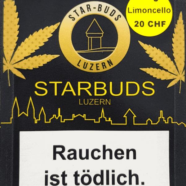 Starbuds Luzern ~ Limoncello ~ 2.2g