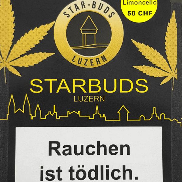 Starbuds Luzern ~ Limoncello ~ 6g