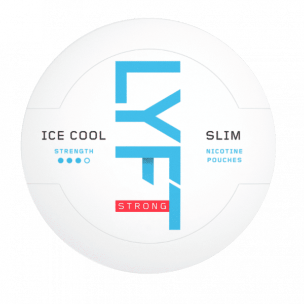 Lyft ~ Ice Cool Strong ~ 16,8g