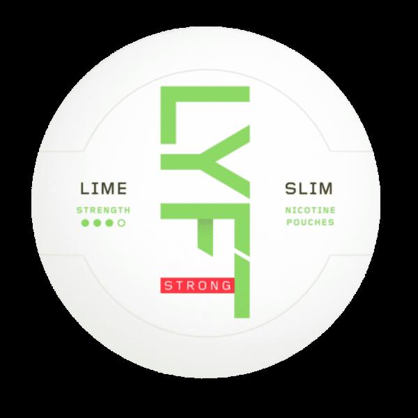 Lyft ~ Lime Strong ~ 16.8g