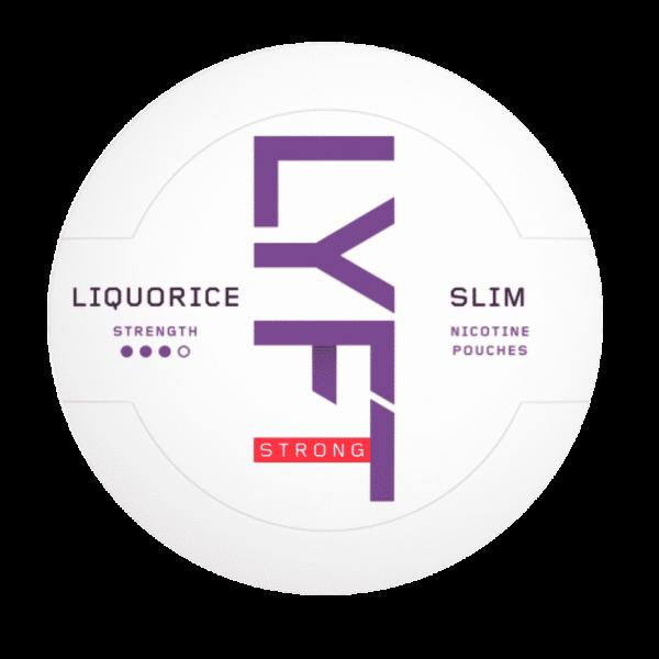 Lyft ~ Liquorice Strong ~ 16.8g
