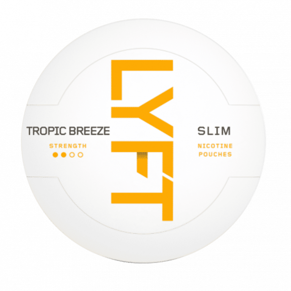 Lyft ~ Tropic Breeze ~ 16.8g