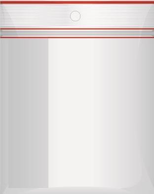 Minigrip ~ Plastikgrip (90x110mm) (100Stk.)