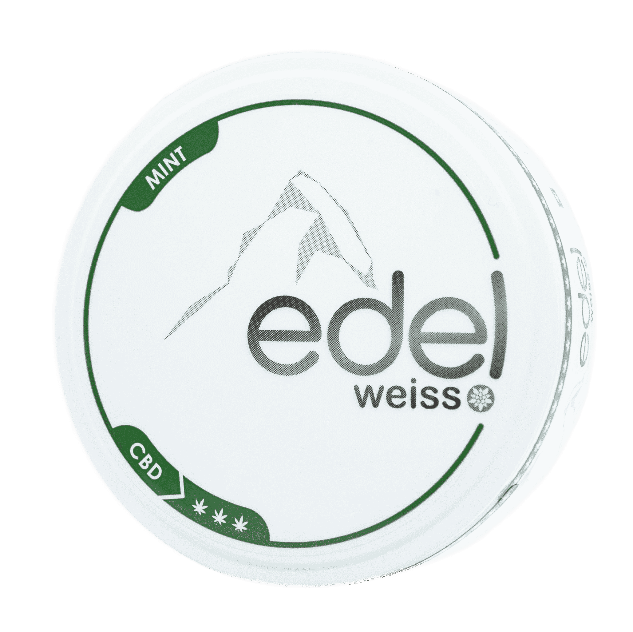 Edel ~ CBD Mint (All White Slim) ~ 10g