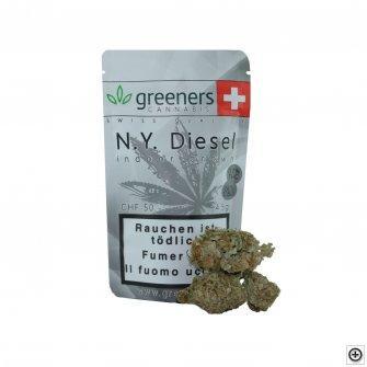 Greeners ~ N.Y Diesel ~ 2g