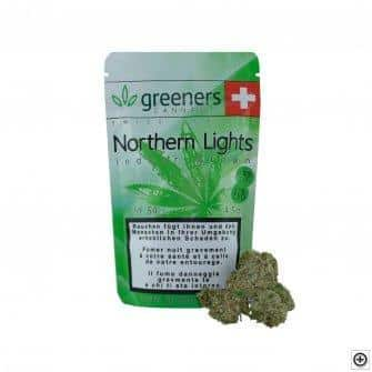 Greeners ~ Northern Lights ~ 1g