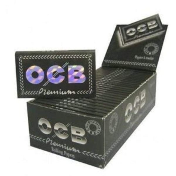 OCB ~ Papiere Premium Slim ~ (Box 25Stk.)