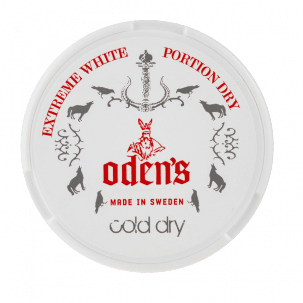 Odens ~ Cold Dry White Dry ~ 16g