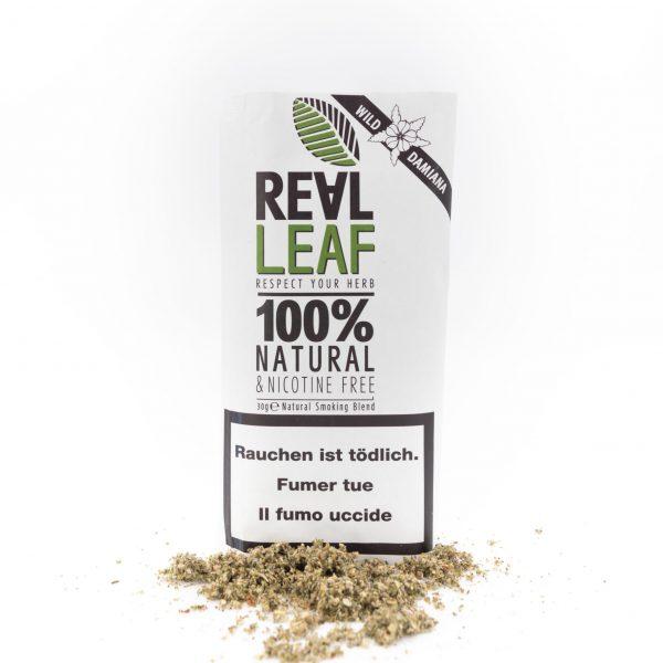 Real Leaf ~ Wild Damiana Kräutermischung ~ 30g