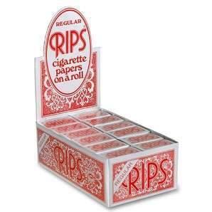 Rips ~ Red Regular (Box 24Stk.)