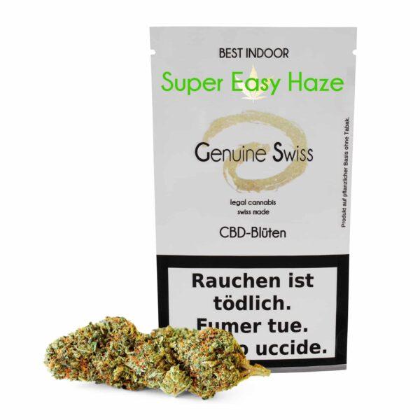 Genuine Swiss ~ Super Easy Haze ~ 5g
