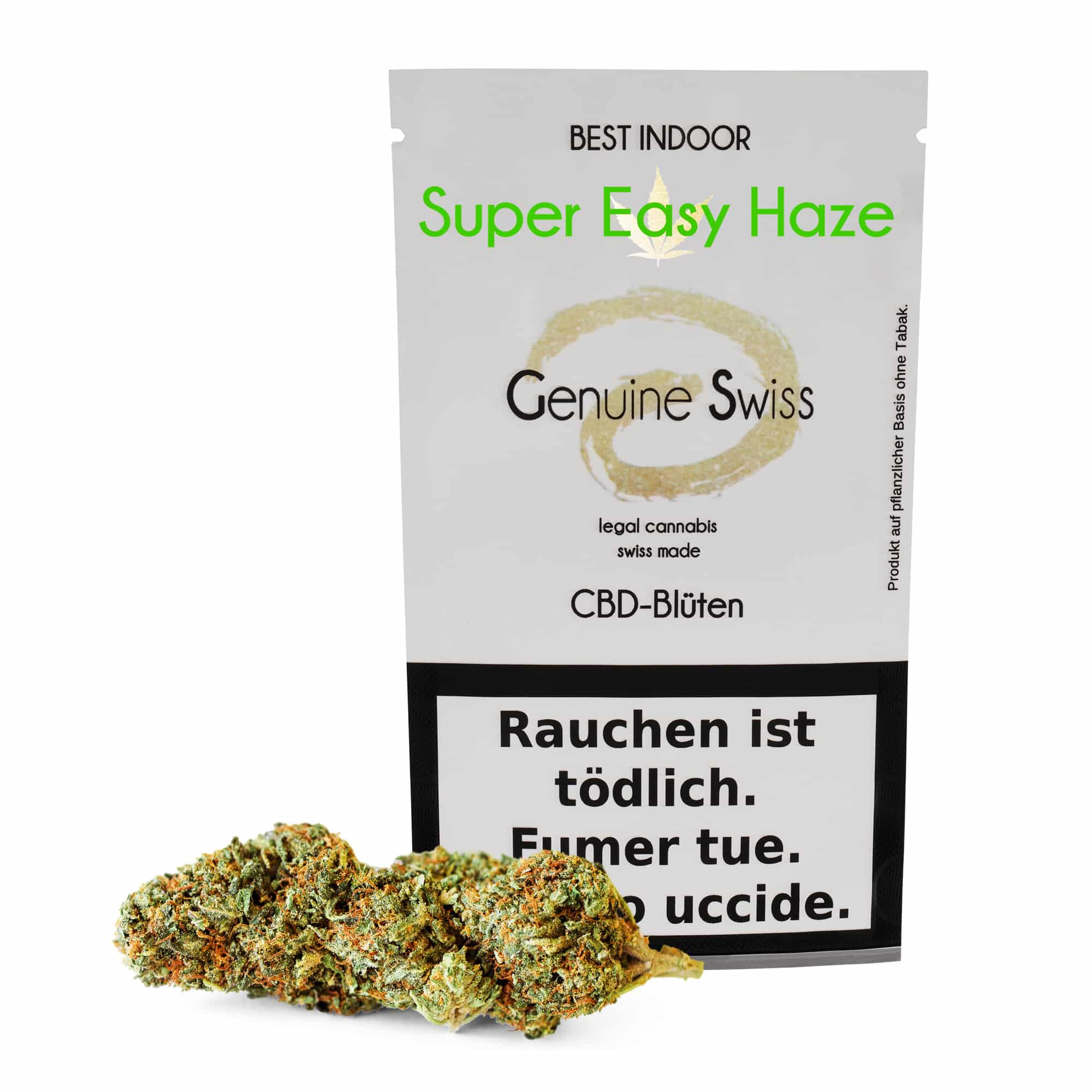 Genuine Swiss ~ Super Easy Haze ~ 2.5g