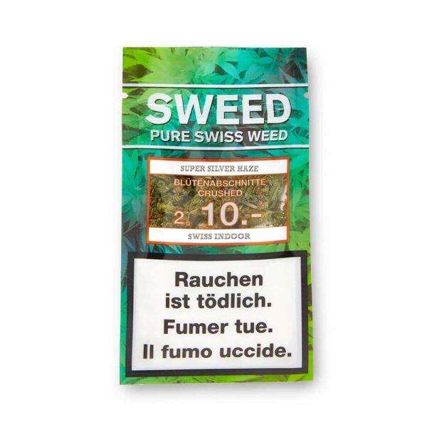 Sweed ~ Super Silver Haze (Blütenabschnitte) ~ 2g