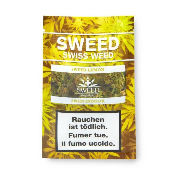 Sweed ~ Lemon ~ 4.5g