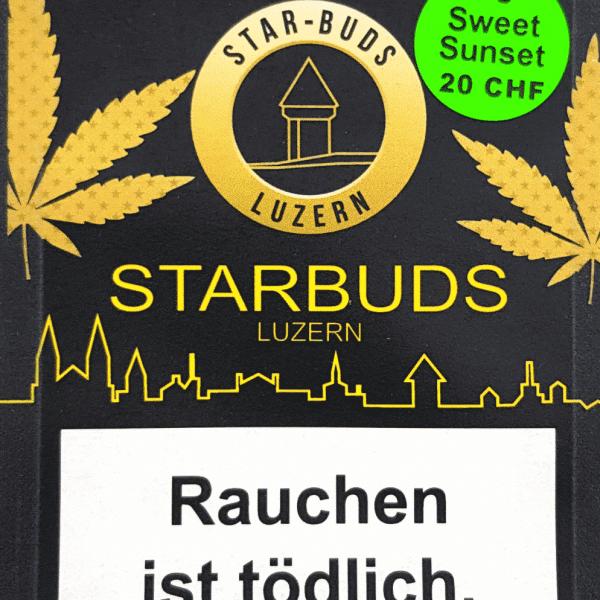 Starbuds Luzern ~ Sweet Sunset ~ 2g