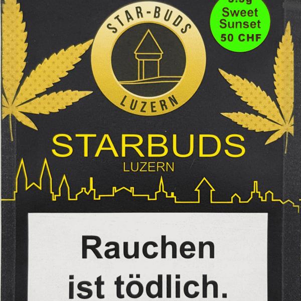 Starbuds Luzern ~ Sweet Sunset ~ 5.5g