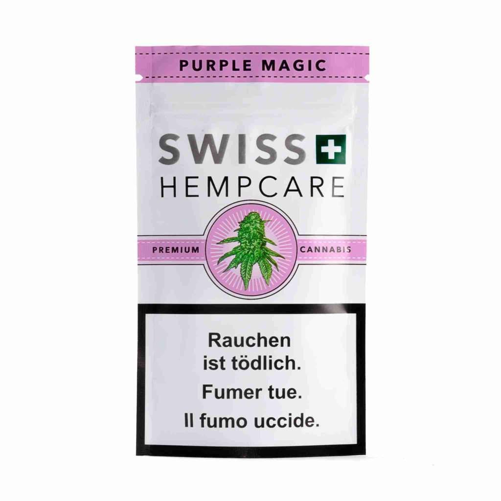 Swiss Hempcare ~ Purple Magic ~ 6g