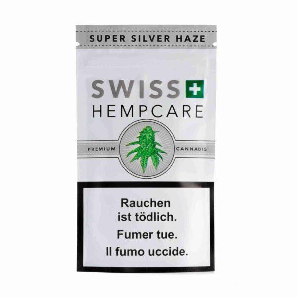 Swiss Hempcare ~ Super Silver Haze ~ 5.8g