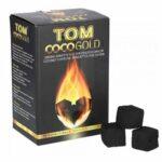 Tom Cococha Gold ~ Shisha charcoal ~ 1Kg