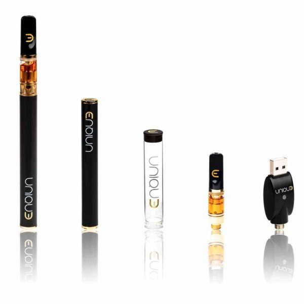 Unique ~ CBD Verdampfer Stift ~ 50% CBD ~ Starter Kit