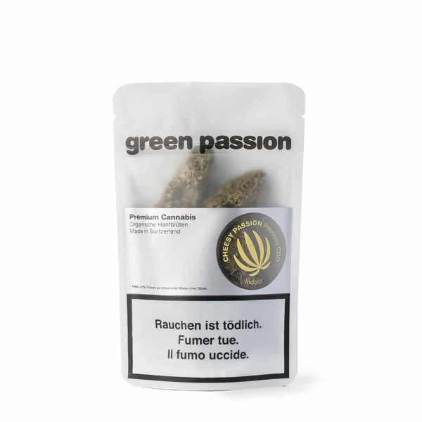 Green Passion ~ Cheesy Passion (Indoor) ~ 5g