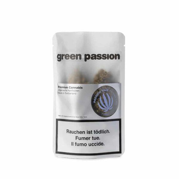 Green Passion ~ Passion Haze (Indoor) ~ 10g
