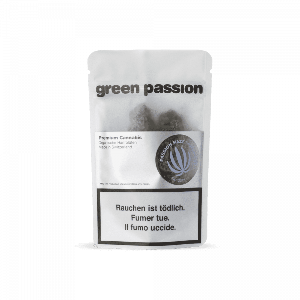 Green Passion ~ Passion Haze (Outdoor) ~ 5g