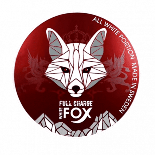 White Fox ~ Full Charge ~ 15g