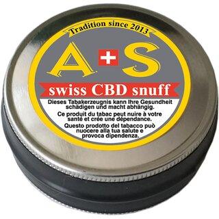 A+S ~ CH Snuff CBD (12x10g)