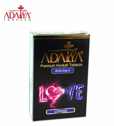 Adalya Tabak ~ Love 66 ~ 50g