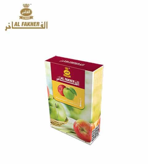 Al Fakher ~ Doppelapfel ~ 50g
