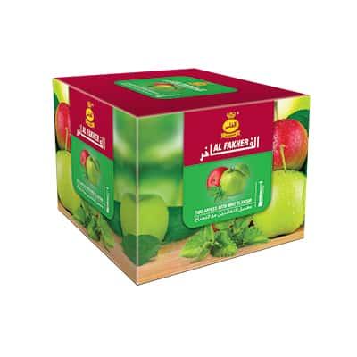 Al Fakher ~ Double pomme + menthe ~ 250g