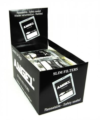 Angel ~ Slim Filters (Box 34 Stk.)