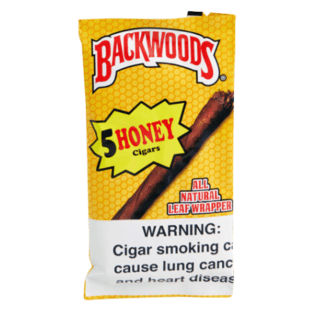 Backwoods ~ Honey ~ (5 Zigarren)