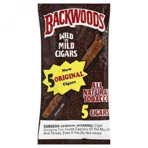 Backwoods ~ Original ~ (5 Zigarren)