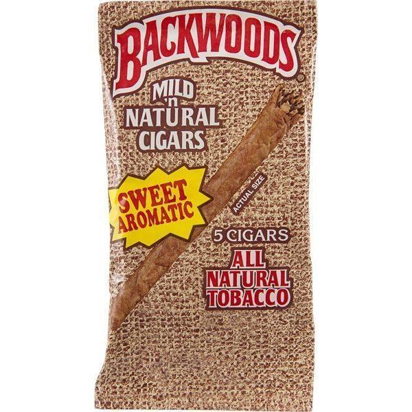 Backwoods ~ Sweet Aromatic ~ (5 Zigarren)