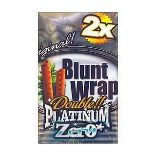 Blunt Wrap Platinum ~ Zero ~ (Box 25Stk.)